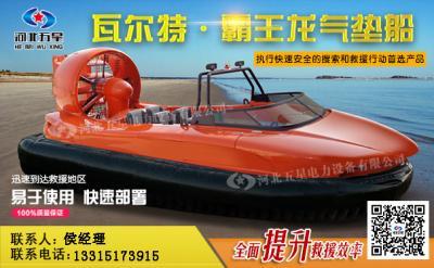 """""""瓦尔特.霸王龙""""气垫船作用"""